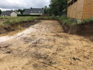 eaux usées eaux pluviales terminées