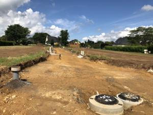 edf, eau potable, télécom en cours