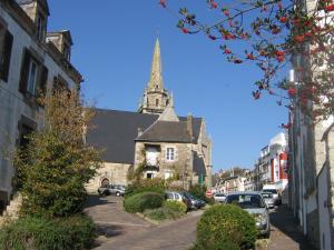 église de Baud